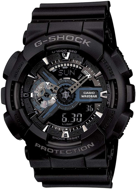 Casio G-Shock GA-110-1BJF Black Hyper