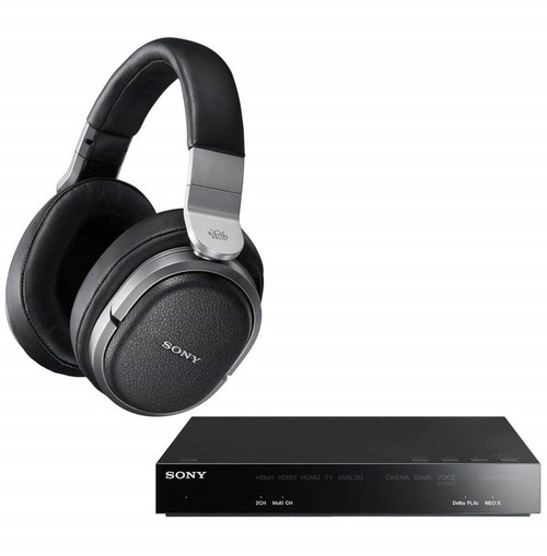 Sony MDR-HW700DS 3D Digital Headphones 9.1ch System