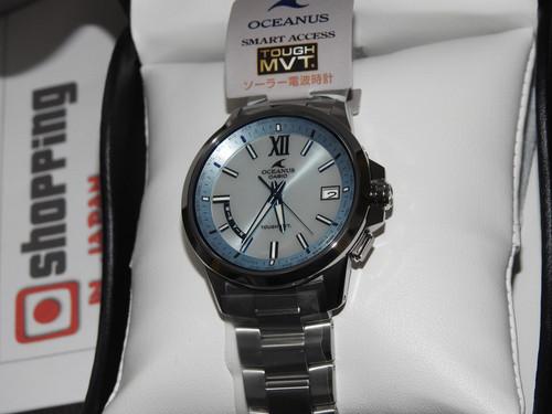 Casio Oceanus OCW-T150-2AJF Multiband 6