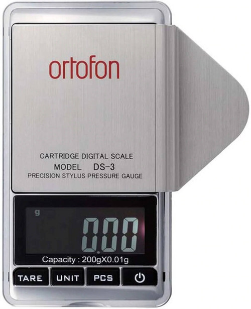 Ortofon DS-3 Digital Tracking Force Pressure Gauge Scale