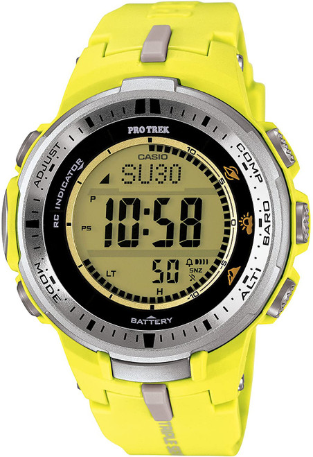 Casio Protrek PRW-3000-9BJF Triple Sensor Version 3