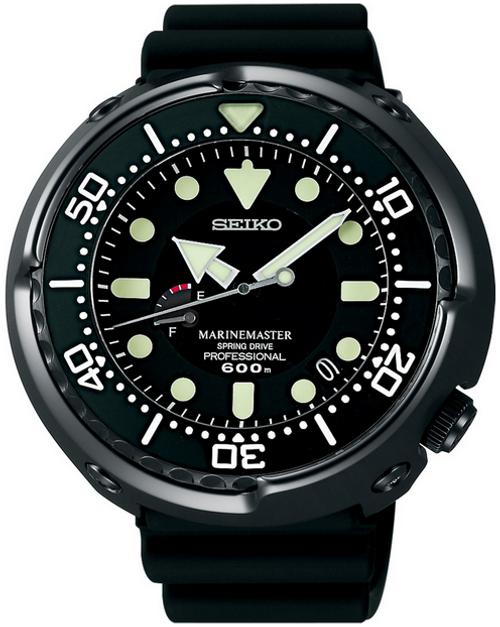 Seiko Prospex Spring Drive Tuna SBDB009 600m