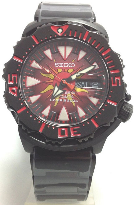Seiko Monster Sun Limited Edition SRP459