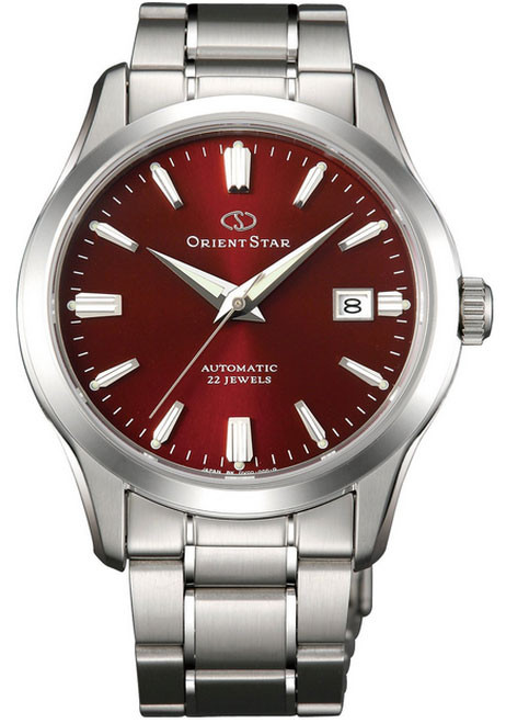 Orient Star Classic Automatic Red Dial WZ0041DV