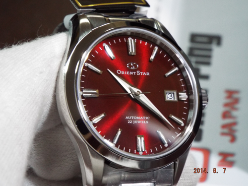 Orient Star Classic WZ0041DV
