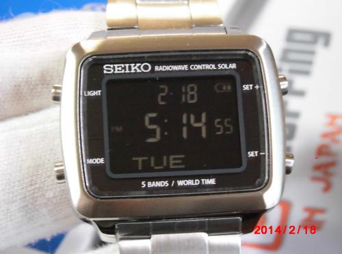 Seiko Spirit SBFG001