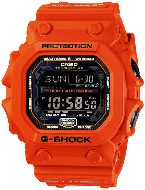 Casio G-Shock Orange King GXW-56-4JF