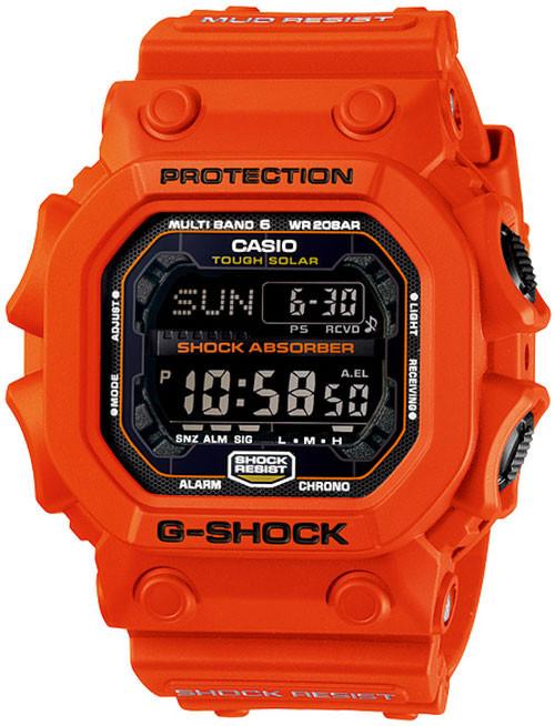Casio G-Shock Orange King GXW-56-4JF