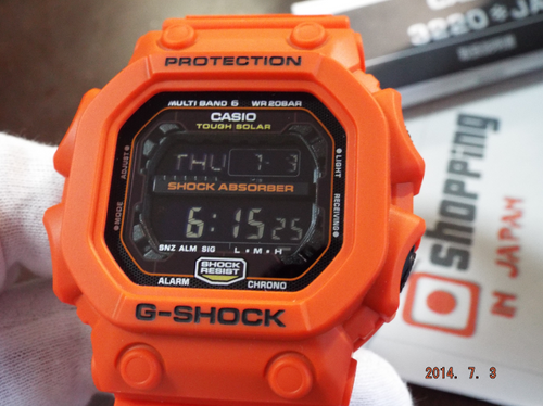 G-Shock Orange King GXW-56-4JF