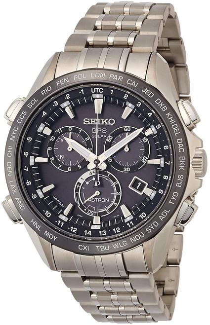 Seiko Astron GPS SSE003 Chronograph SBXB003