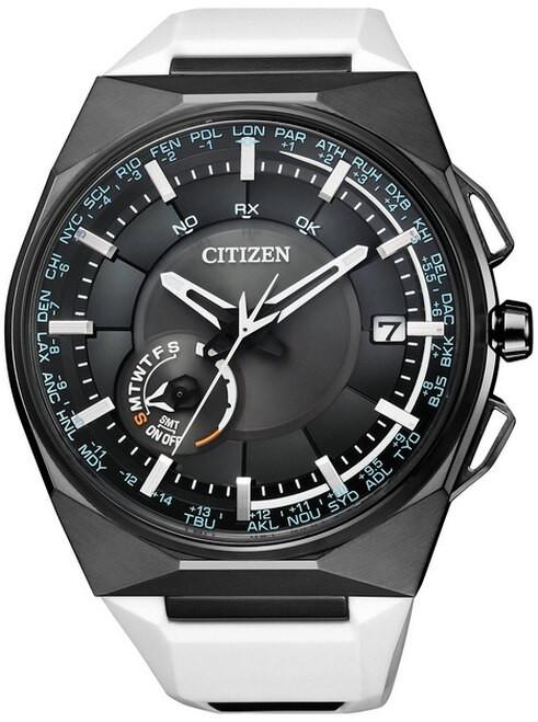 Citizen F100 Satellite Wave Limited Edition CC2004-08E