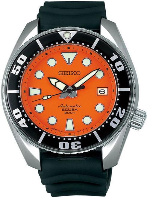 Seiko Prospex SBDC005 Diver Scuba ORANGE Sumo