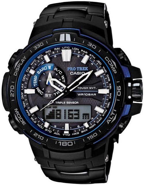 Casio Protrek PRW-6000YT-1BJF Blue Moment