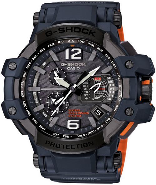 Casio G-Shock GPS Gravity Master Watch