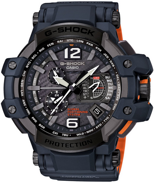 Casio G-Shock GPS Gravity Master Watch