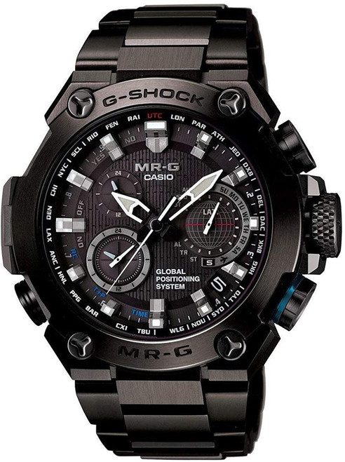 Casio GPS G-Shock MRG-G1000B-1AJR