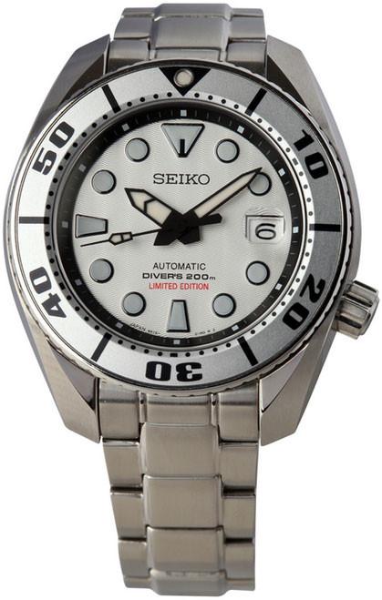 Seiko Prospex Silver Sumo Limited Edition SPB029
