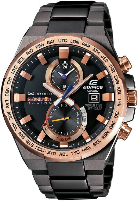 Casio Edifice EFR-542RBM Red Bull Limited