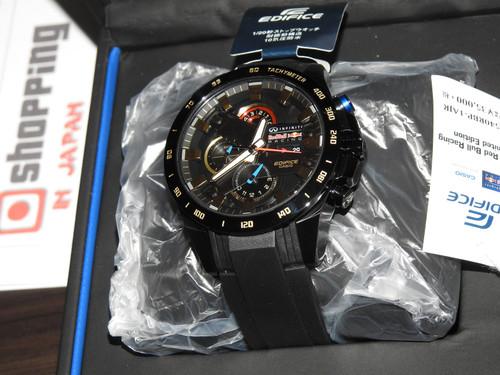 Casio Edifice Red Bull Racing Infiniti EFR-540RBP-1A