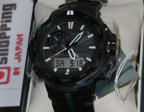 Casio Protrek RM Series PRW-S6000Y-1AJF