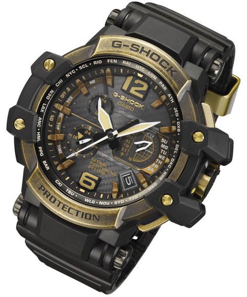 G-Shock GPS GPW-1000TBS Baselworld 2015