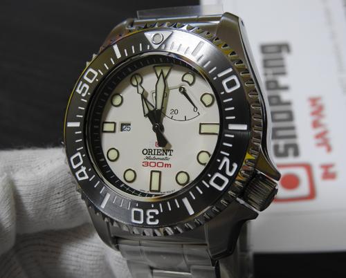 Orient Saturation Diver 300m WV0121EL