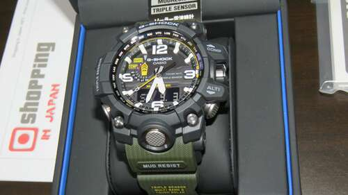 G-Shock Mudmaster GWG-1000-1A3