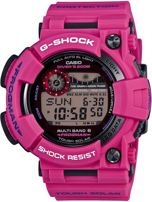 G-Shock Frogman Men In Sunrise Purple GWF-1000SR-4JF