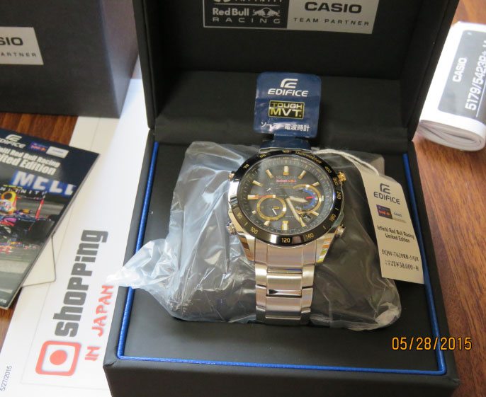 casio tough mvt