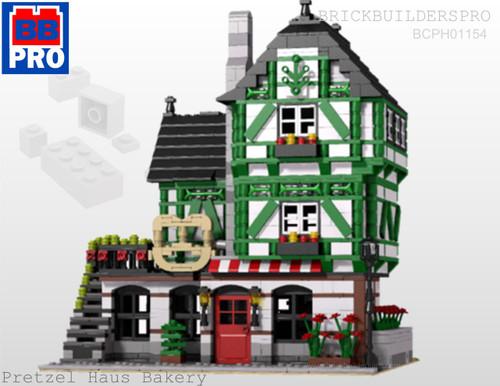 Starlight Terminus Train Station Pdf Lego Instructions