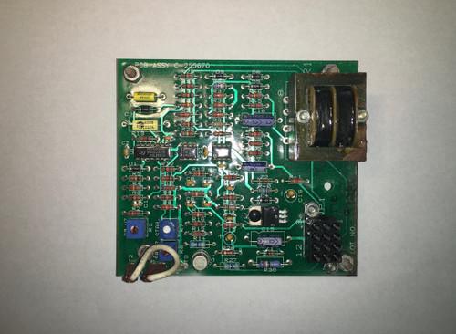 KOHLER PCB ASSY VOLTAGE REGULATOR BOARD (C-255670) (USED)