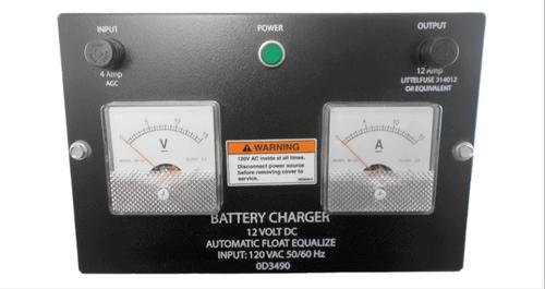 GENERAC ASSY BATTERY CHARGER 12V 10AMP (0D3490)