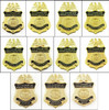 Customs and Border Protection Officer and Supervisor Family Member Mini Badge Magnets