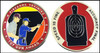 Customs and Border Protection Firearms Top Gun Challenge Coin