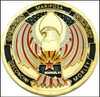 CBP Operation Over Flow Arizona Challenge Coin Front