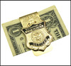 Customs and Border Protection Mini Badge Money Clip