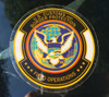 Customs and Border Protection OFO Vinyl Window Decal