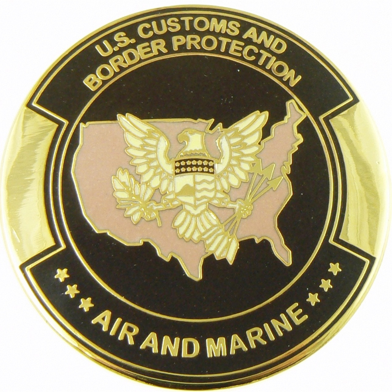 Office of Air and Marine Logo Medallion
