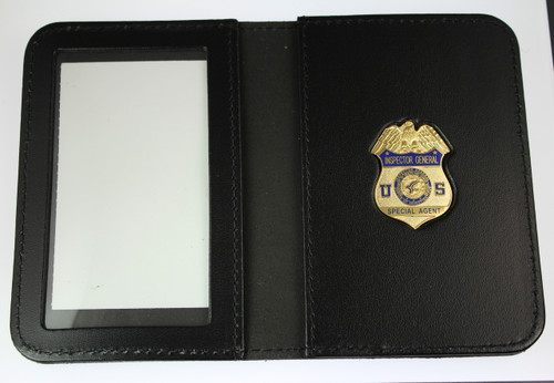 Health & Human Services OIG Special Agent ID Wallet - No Embossing