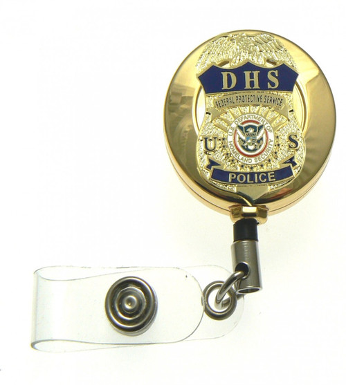 """DHS Federal Protective Service Police Badge 1.25"""""""