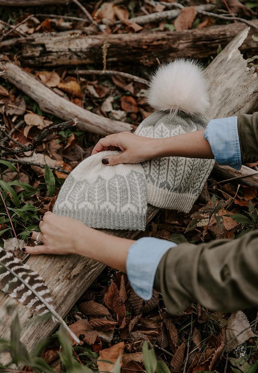 Fallen Feathers Hat Kit