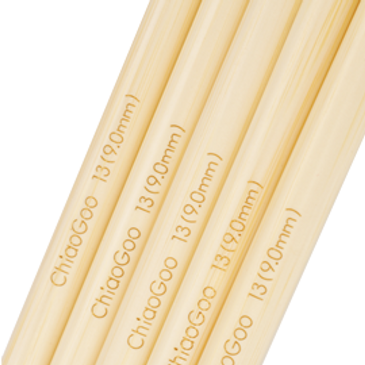 ChiaoGoo Double Point Bamboo