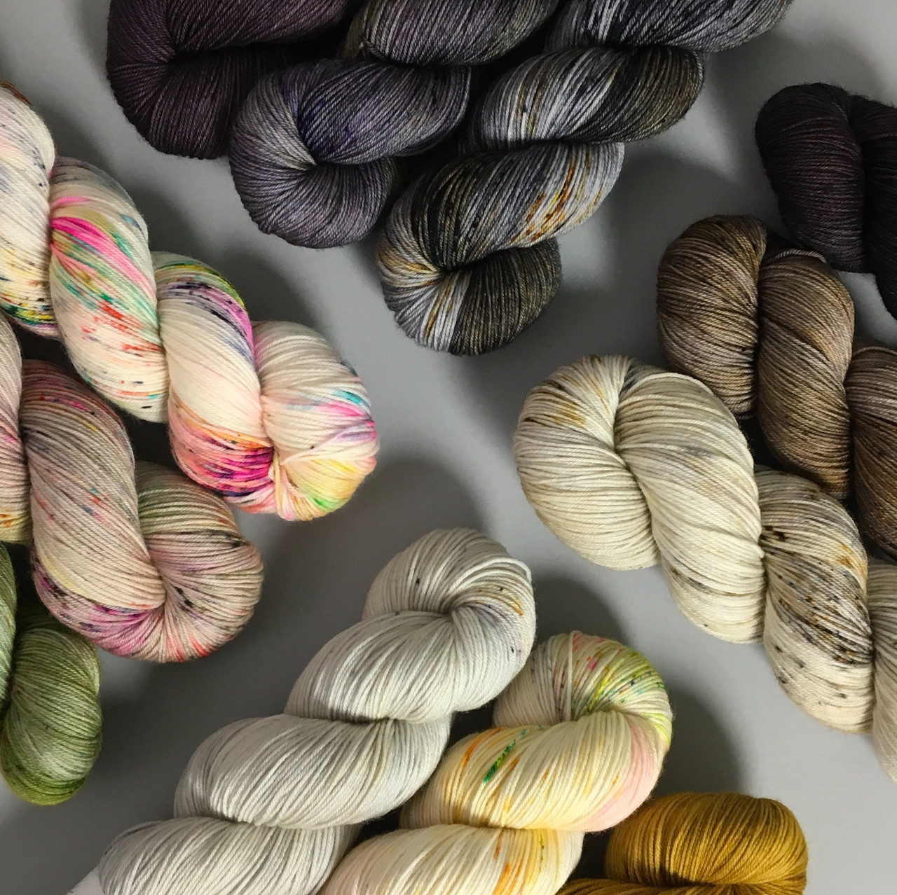 Spun Right Round - Classic Sock - All Colors PreOrder