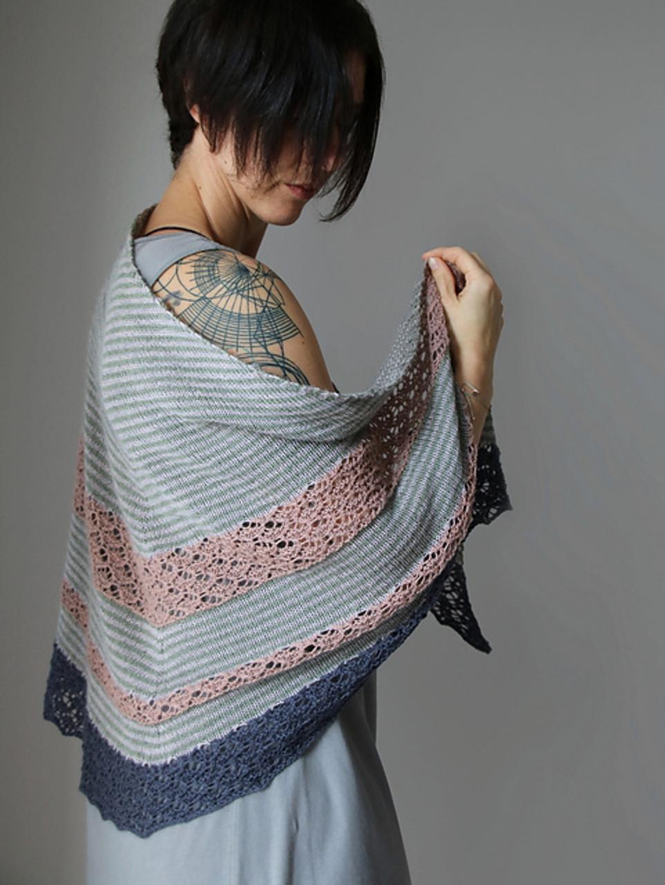 Rock My Shawl Kit (with Pattern)