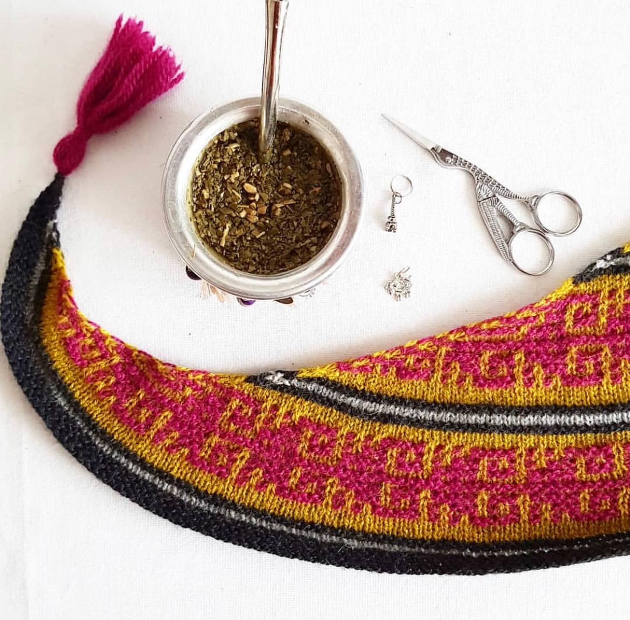 Amaru Shawl (Yarn Only)