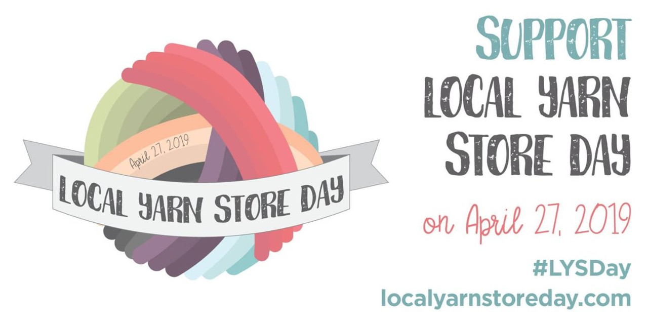 Local Yarn Store Day is Here!
