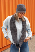 Chara Hat and Loop Scarf Kit (with Complimentary Pattern)