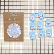 YOU ARE LOVED - Woven Labels by KATM