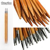 "ChiaoGoo Interchangables - Bamboo Tips (5"")"