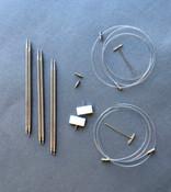 Chiaogoo Interchangeable Needle Set - Wisp Sweater